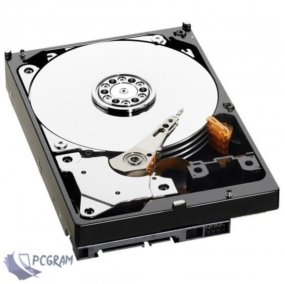 اندازه هارد دیسک